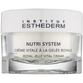 Institut Esthederm Nutri System crema nutritiva  con jalea real   50 ml