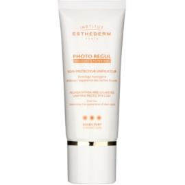 Institut Esthederm Photo Regul tratamiento unificador del tono para pieles con hiperpigmentación de protección UV alta  50 ml