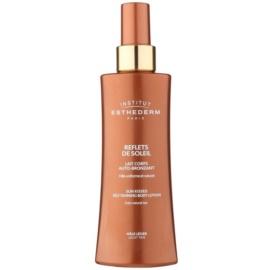 Institut Esthederm Sun Kissed Self - Tanning Cream For Body Color Light Tan 150 ml