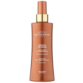 Institut Esthederm Sun Kissed Self - Tanning Cream For Body Shade Intense Tan 150 ml