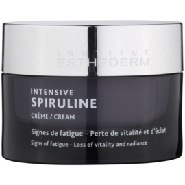 Institut Esthederm Intensive Spiruline Highly Concentrated Revitalising Cream for Tired Skin  50 ml