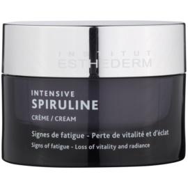 Institut Esthederm Intensive Spiruline hochkonzentrierte revitalisierende Creme zur Pflege müder Haut  50 ml