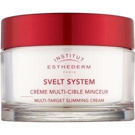 Institut Esthederm Svelt System schlankmachende Creme gegen Cellulite für die Festigung der  Haut  200 ml