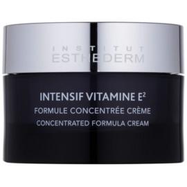 Institut Esthederm Intensive Vitamine E crema concentrada para pieles sensibles y con rojeces  50 ml