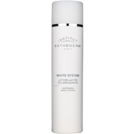 Institut Esthederm White System Cleansing Milk With Whitening Effect  150 ml