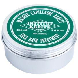 Institut Karité Paris Hair Care Capillary Maska odbudowująca strukturę włosów i nadająca im witalności  165 ml