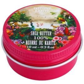 Institut Karité Paris Jungle Paradise 100 % Sheabutter für Gesicht, Körper und Haare  10 ml