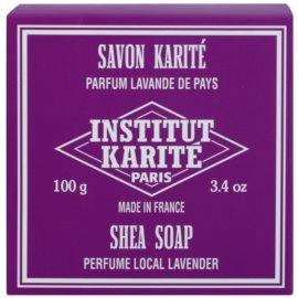 Institut Karité Paris Lavender sapun solid unt de shea  100 g