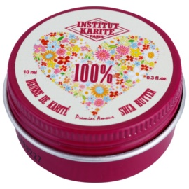 Institut Karité Paris Premier Amour 100% manteiga da bambu para rosto, corpo e cabelo  10 ml