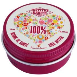Institut Karité Paris Premier Amour 100% bambucké máslo na obličej, tělo a vlasy  10 ml