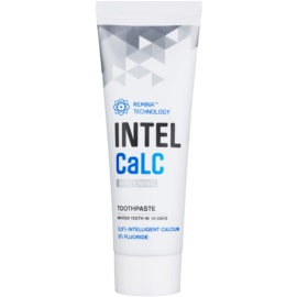 INTELCaLC Whitening pasta de dientes blanqueadora sin flúor  75 ml