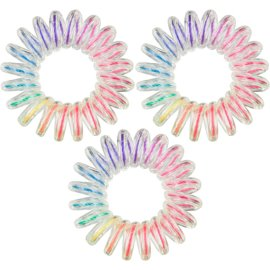 InvisiBobble Kids гумки для волосся 3 шт Magic Rainbow
