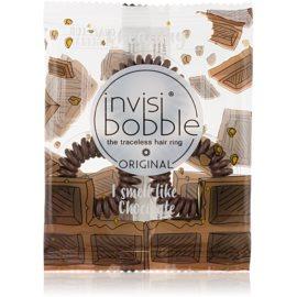 InvisiBobble Original Cheatday inel de par invizibil 3 pc I smell like Chocolate