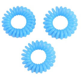 InvisiBobble Traceless Hair Ring Pastelicious гумка для волосся  3 кс