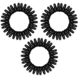 InvisiBobble Power gumička do vlasů 3 ks True Black