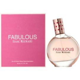 Isaac Mizrahi Fabulous Eau de Parfum für Damen 50 ml