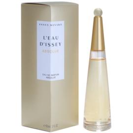 Issey Miyake L'Eau D'Issey Absolue parfémovaná voda pro ženy 90 ml