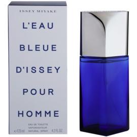 Issey Miyake L'Eau D'Issey Blue Pour Homme toaletní voda pro muže 125 ml