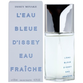 Issey Miyake L'Eau D'Issey Blue Pour Homme Fraiche Eau de Toilette for Men 125 ml