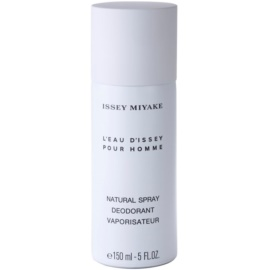 Issey Miyake L'Eau D'Issey Pour Homme deodorant Spray para homens 150 ml