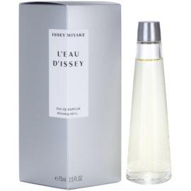 Issey Miyake L'Eau D'Issey Eau de Parfum für Damen 75 ml Ersatzfüllung