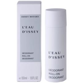 Issey Miyake L'Eau D'Issey deodorant roll-on pro ženy 50 ml