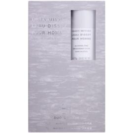 Issey Miyake L´ Eau D´ Issey Pour Homme Fraiche dárková sada I.  toaletní voda 100 ml + deostick 75 g