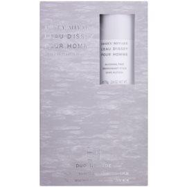 Issey Miyake L´ Eau D´ Issey Pour Homme Fraiche zestaw upominkowy I.  woda toaletowa 100 ml + dezodorant w sztyfcie 75 g