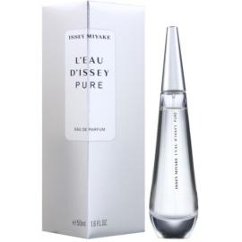 Issey Miyake L'Eau D'Issey Pure eau de parfum nőknek 50 ml