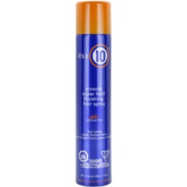 It's a 10 Plus Keratin Haarlack starke Fixierung  334 ml