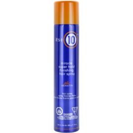 It's a 10 Plus Keratin лак для волосся сильної фіксації  334 мл