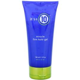 It's a 10 Plus Keratin gel na vlasy extra silné zpevnění  148 ml
