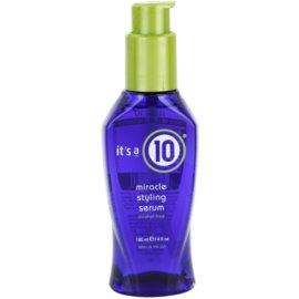 It's a 10 Styling bezoplachové sérum pro lesk a hebkost vlasů  120 ml