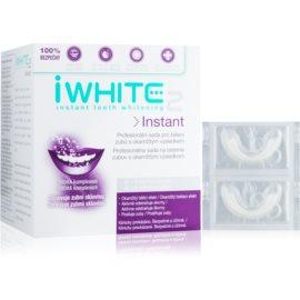 iWhite Instant2 Zahnbleaching-Set  10 x 0,8 g