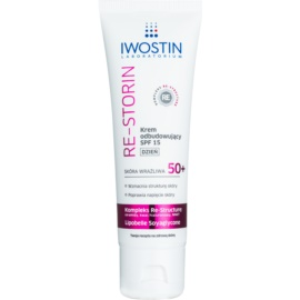 Iwostin Re-Storin Anti - Aging Day Cream SPF 15 50+  40 ml