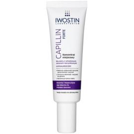 Iwostin Capillin Forte koncentrátum az elpattant hajszálerekre a helyi ápolásért  30 ml