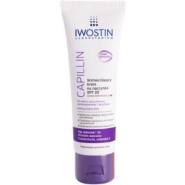Iwostin Capillin Könnyű regeneráló krém az elpattogott erekre SPF 20  40 ml