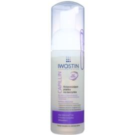 Iwostin Capillin čisticí a odličovací pěna pro citlivou pleť s rozšířenými žilkami  165 ml