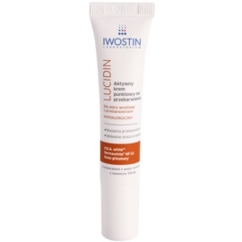 Iwostin Lucidin aktivní denní krém proti pigmentovým skvrnám  15 ml
