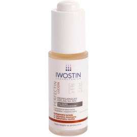 Iwostin Lucidin Perfectin Professional Overnigh Exfoliator for Pigment Spots Correction  30 ml