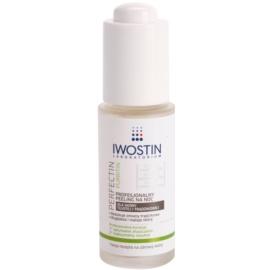 Iwostin Purritin Perfectin професионален нощен пилинг за мазна кожа склонна към акне  30 мл.