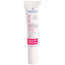 Iwostin Re-Actin protivráskový očný krém pre citlivú pleť  15 ml