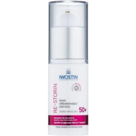 Iwostin Re-Storin crema restauradora para contorno de ojos  15 ml
