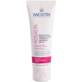 Iwostin Rosacin crema de zi impotriva inrosirii SPF 15  40 ml