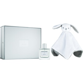 Jacadi Le Bébé Gift Set II.  Eau Fraiche 100 ml + Stuffed Toy