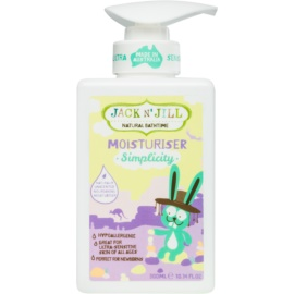 Jack N' Jill Simplicity Nourishing Body Milk For Kids  300 ml