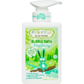 Jack N' Jill Simplicity Bath Foam For Kids  300 ml