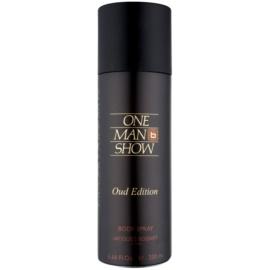 Jacques Bogart One Man Show Oud Edition testápoló spray férfiaknak 200 ml