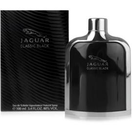 Jaguar Classic Black woda toaletowa dla mężczyzn 100 ml
