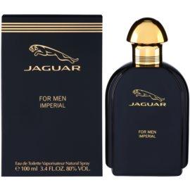 Jaguar Imperial Eau de Toilette para homens 100 ml